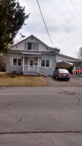 Main floor apartment for rent in Hawkesbury Ont.