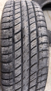 For Sale 2 winter tires Like new.215/70R15 60$
