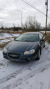 2001 Chrysler concord lxi