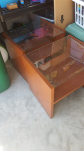 2 nightstands great used condition