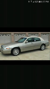 WANTED Lincoln Town Car/Ford Crown Victoria
