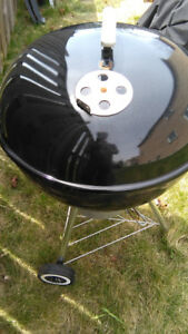 "WEBER 22.5"" Original Kettle Premium - Used"