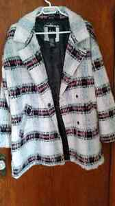 Soft Womans Jacket.  NEVER USED