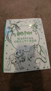 Brand new Harry Potter Magical Creatures Colouring book