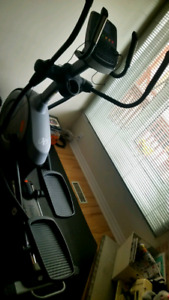 Nordictrack elliptical cross fit