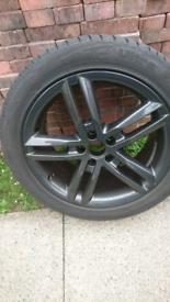 "18"" alloy wheels 5x112 fitment"
