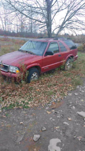 2005 GMC Jimmy for parts REDUCED
