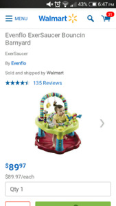 Exersaucer REDUCED