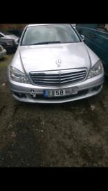 Breaking Mercedes W204 204 C220 C250 C200 C Class 2.1 Diesel CDI
