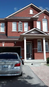Detached 4Bdrm House in Brampton @ Hwy#410 & #10, Available Nov1