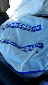 Michelin  X Ice 3 Winter tires/rims