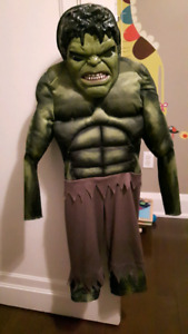 Hulk Children's Costume