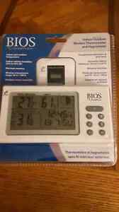 New BIOS Weather Digital Home Weather Station