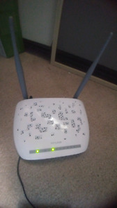 Tp-link wd-w8968 Wireless router