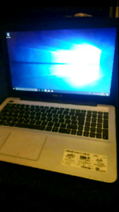 Asus x555l laptop **intel i7 + 1TB