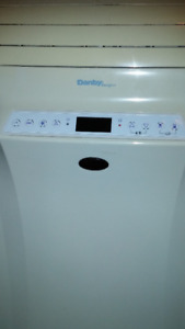 Danby air conditioner-dehumidifier