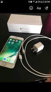 iPhone 6 Gold For Sale 16 GB, Brand New Battery!