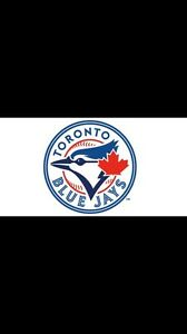 Blue Jays vs Dodgers 4 tickets May 6th