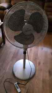 Oscillating wind chaser fan London Ontario image 1