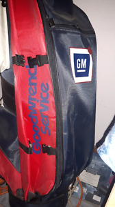 GM GOODWRENCH GOLF BAG COLLECTORS OPEN TOURNAMENT GOLF BAG