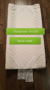 Changing Pad/Cover/Diapers Caddy