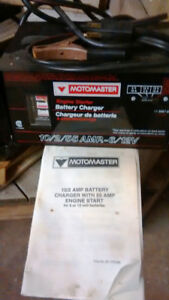 Chargeir de batterie 6/12V-Battery Charger