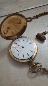 Antique pocket watch great working condition