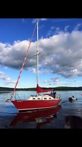 REDUCED: Northern 29 Sailboat for sale $6500.00 OBO