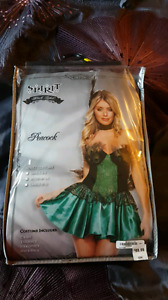 Peacock costume for sale