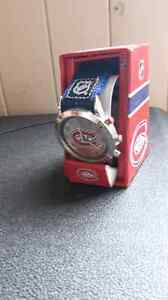 New Habs watch, Lego watch and customer bracelet for  sale