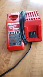Milwaukee batterys