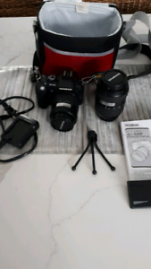 Olympus E 500 Camera For Sale