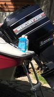 Lost on dog lake- engine cover to Mercury XR6 150hp outboard