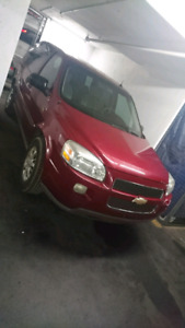 2005 Chevy uplander safety and certified