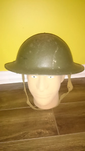 Casque Canadian Cl/C wwii Canadian