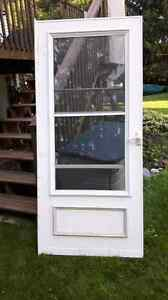 Storm screen door Peterborough Peterborough Area image 1