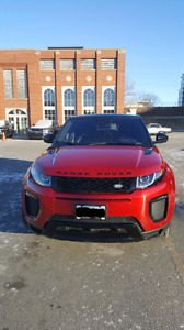 2016 Range Rover Evoque HSE Dynamic with Black Package