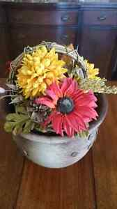 Silk Flower Arrangements by Lisa Strathcona County Edmonton Area image 2
