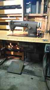 Brother industrial tailor sewing machine