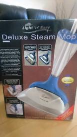 Deluxe Steam Mop