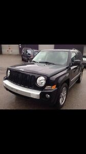 JEEP PATRIOT 2008 LIMITED EDITION