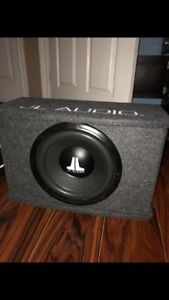 SubWoofers J L BRAND NEW SUBS
