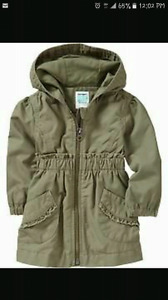Looking for girls size 4 and 12 month jackets