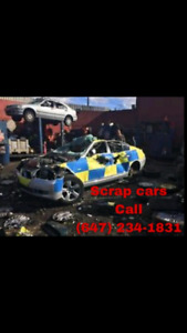 SCRAP YOUR CAR FOR UP TO $4000.00 CASH 647 234 1831