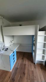 Bunk bed Ikea