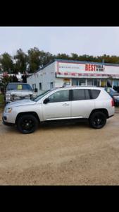 2013 Jeep Compass 4x4 Sport North Edition