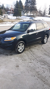 2010 hyundia santafe manual transmission