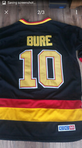 Authentic Vancouver Canucks jersey Pavel Bure