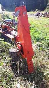 Logging winch