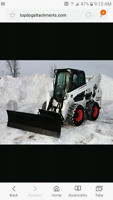 Operator looking for work/snow removal